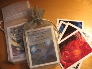Art Guidance Cards by Karin Bauer
